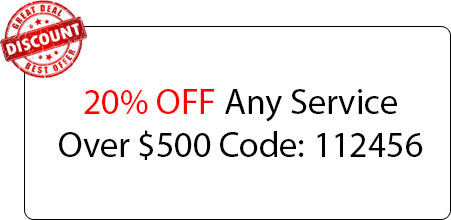 Over 500 Dollar Coupon - Locksmith at Winfield, IL - Winfield Locksmith