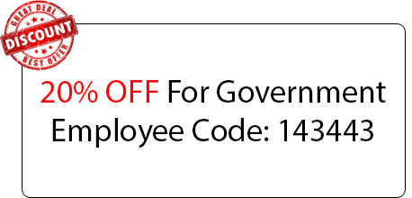 Government Employee Coupon - Locksmith at Winfield, IL - Winfield Locksmith